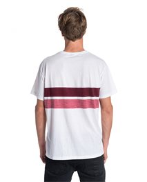 Stripy Slub Short Sleeve - Tee