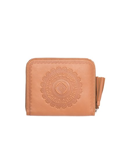 Leilani Rfid Mid Leather