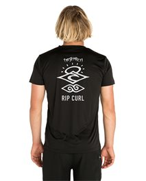 T-shirt anti-UV manches courtes Search Logo