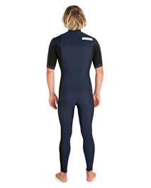 Aggrolite 2/2 Chest Zip Short Sleeve  Wetsuit