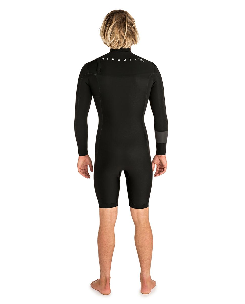 Aggro 2 2 Chest Zip Long Sleeve - Wetsuit  929c5982c