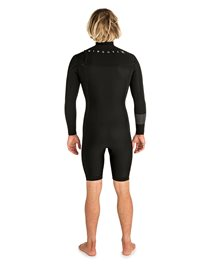 Aggro 2/2 Chest Zip Long Sleeve - Wetsuit