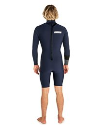 Aggrolite Long Sleeve Back Zip - Wetsuit
