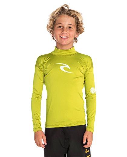 Boys Corpo Long Sleeve - UV Tee