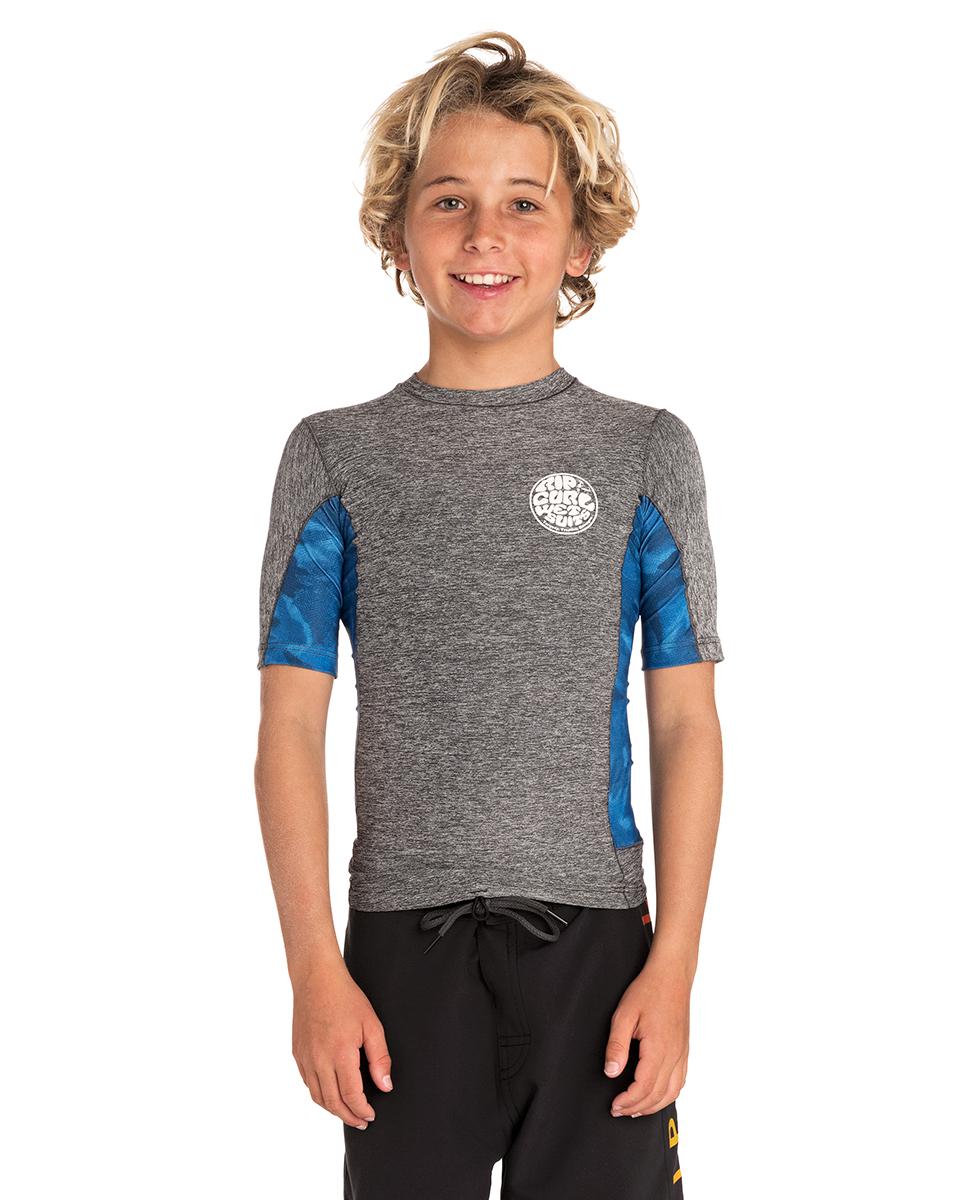 Boys Team Aggrolite Short Sleeve - UV Tee
