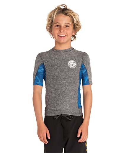 Boys Team Aggrolite Short Sleeve - UV Tee