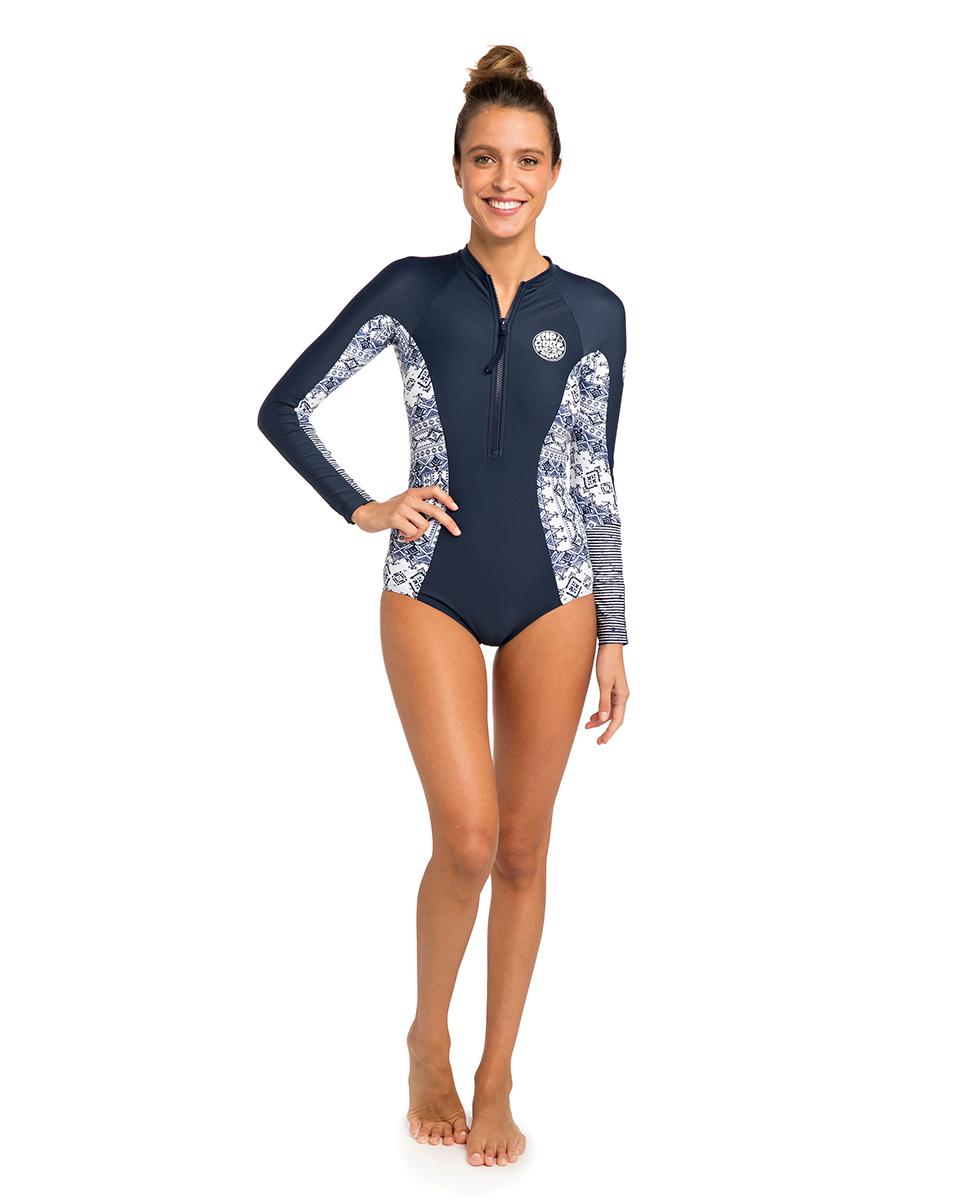 fd05f54478 G Bomb Long Sleeve - UV Surfsuit | Womens Wetsuit Rash Vests ...