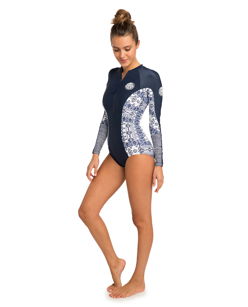 G Bomb Long Sleeve - UV Surfsuit