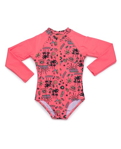 Mini Anak Long Sleeve - Surfsuit