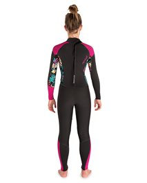 Combinaison Fille Dawn Patrol 3/2 Back Zip