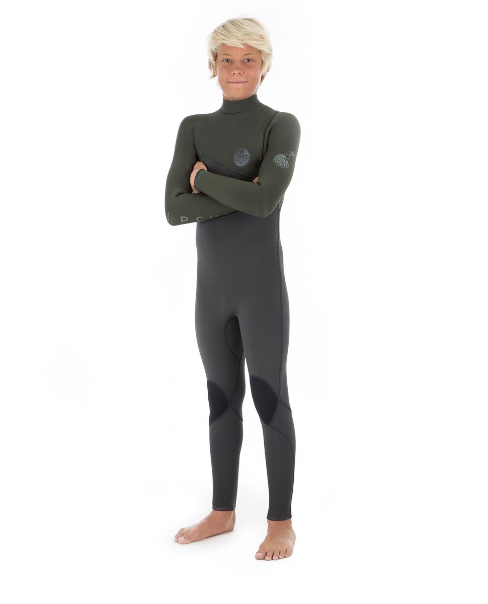 Junior Flashbomb 5/3 Zip Free - Wetsuit