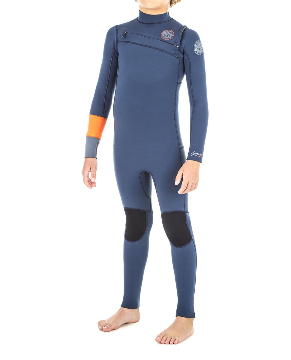Junior Aggrolite 5/3 Chest Zip - Wetsuit