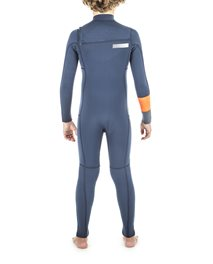 Junior Aggrolite 5/3 Chest Zip - Wetsuit