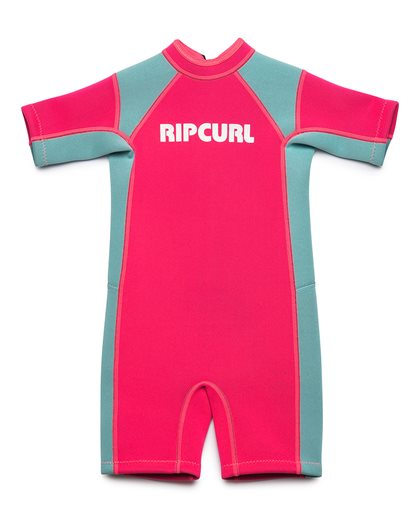 Kids Dawn Patrol Short Sleeve - Wetsuit