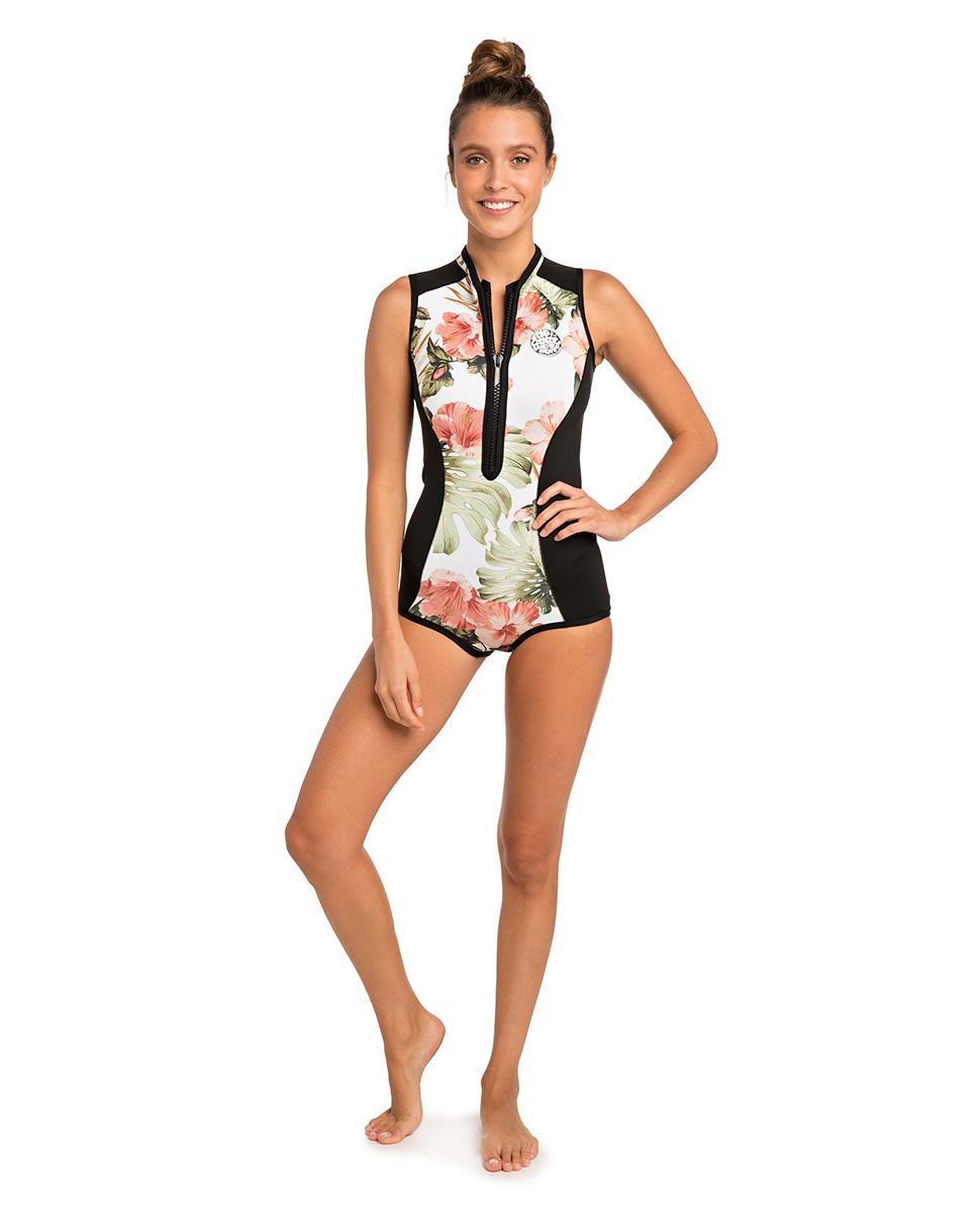 G Bomb Sleeveless Bikini - Wetsuit  845cf982a