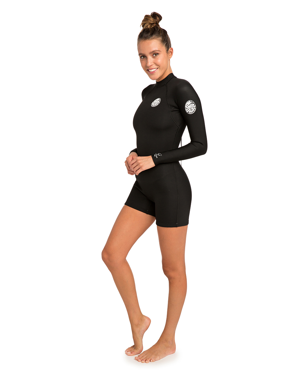 G Bomb 2/2 Long Sleeve Back Zip - Wetsuit