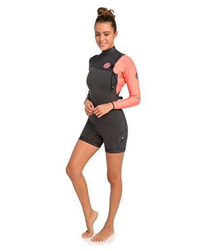 G Bomb Long Sleeve 2/2 Zip Free - Wetsuit