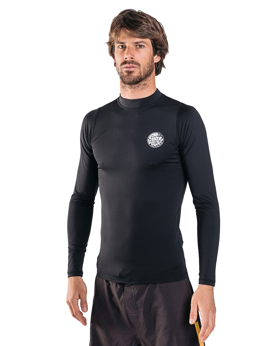 Corpo Long Sleeve High Neck - UV Tee