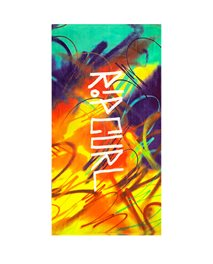 Madsteez Art Towel