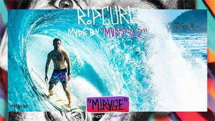 91305e68f7 Rip Curl x MadSteez: Collab Range Released with Large-Scale Mural at Rip  Curl Pro Bells Beach