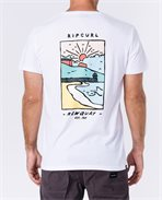 Destee Ocean Newquay Tee