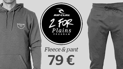 2 men's fleece and/or pant for 79 €