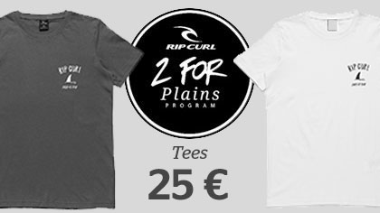 2 kid's tees for 25€