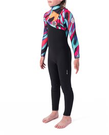 Junior Flashbomb 3/2 Zip Free Wetsuit