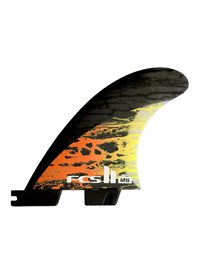 Fcs II Matt Biolos PC Carbon Thruster Small - Fins