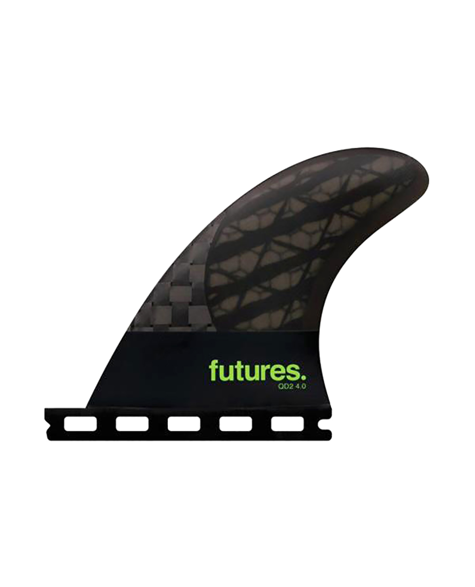 Futures Blackstix Carbon 4.0 QD2 - Rear Fins