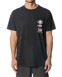 Heavy Search Short Sleeve Tee