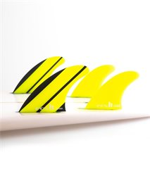 Fcs II Carver Neo Glass Quad Rear - Fins