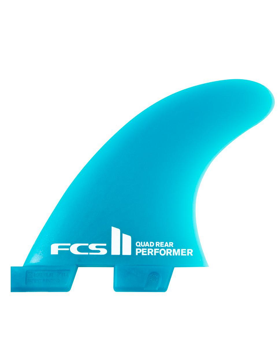 Fcs II Performer Neo Glass Quad Set - Fins