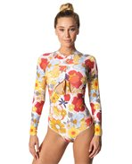 Summer Lovin Long Sleeve Surfsuit