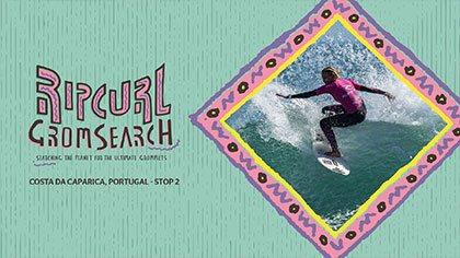 2019 European GromSearch Series Stop #2 - Costa da Caparica, Portugal