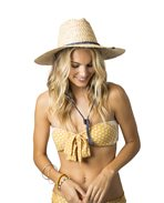 Cappello Searchers Straw Panama