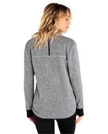 Antiseries Modular 1/4 zip fleece