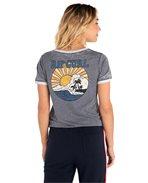 T-shirt Shorebreak Ringer