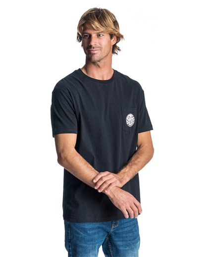 Original Wetty  Short Sleeve Pocket - Tee