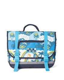 Mochila Small Satchel Surf Planet