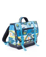Zaino Small Satchel Surf Planet