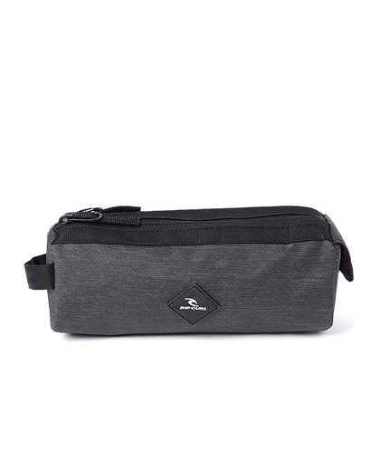 Pencil Case 2 compartments Midnight