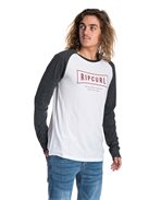 Stretched Out Long Sleeve Tee