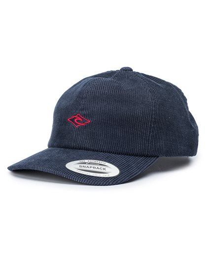 Diamond Cord Dad Cap