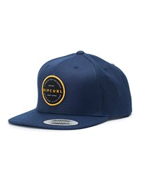 Cappellino Mission Badge Snap Back