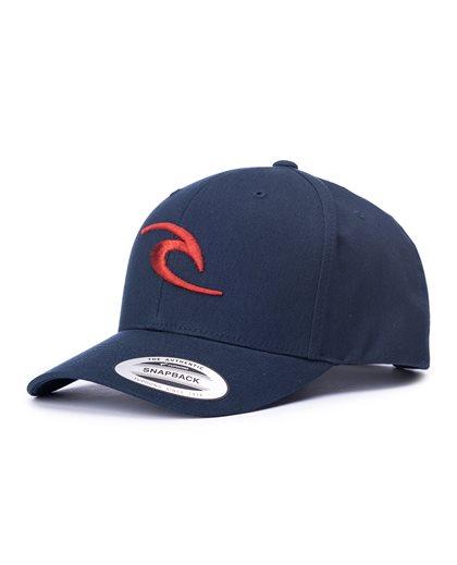 Tepan Curved Cap