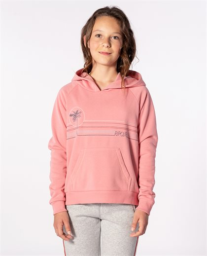 Honolulu Lulu Hooded Fleece