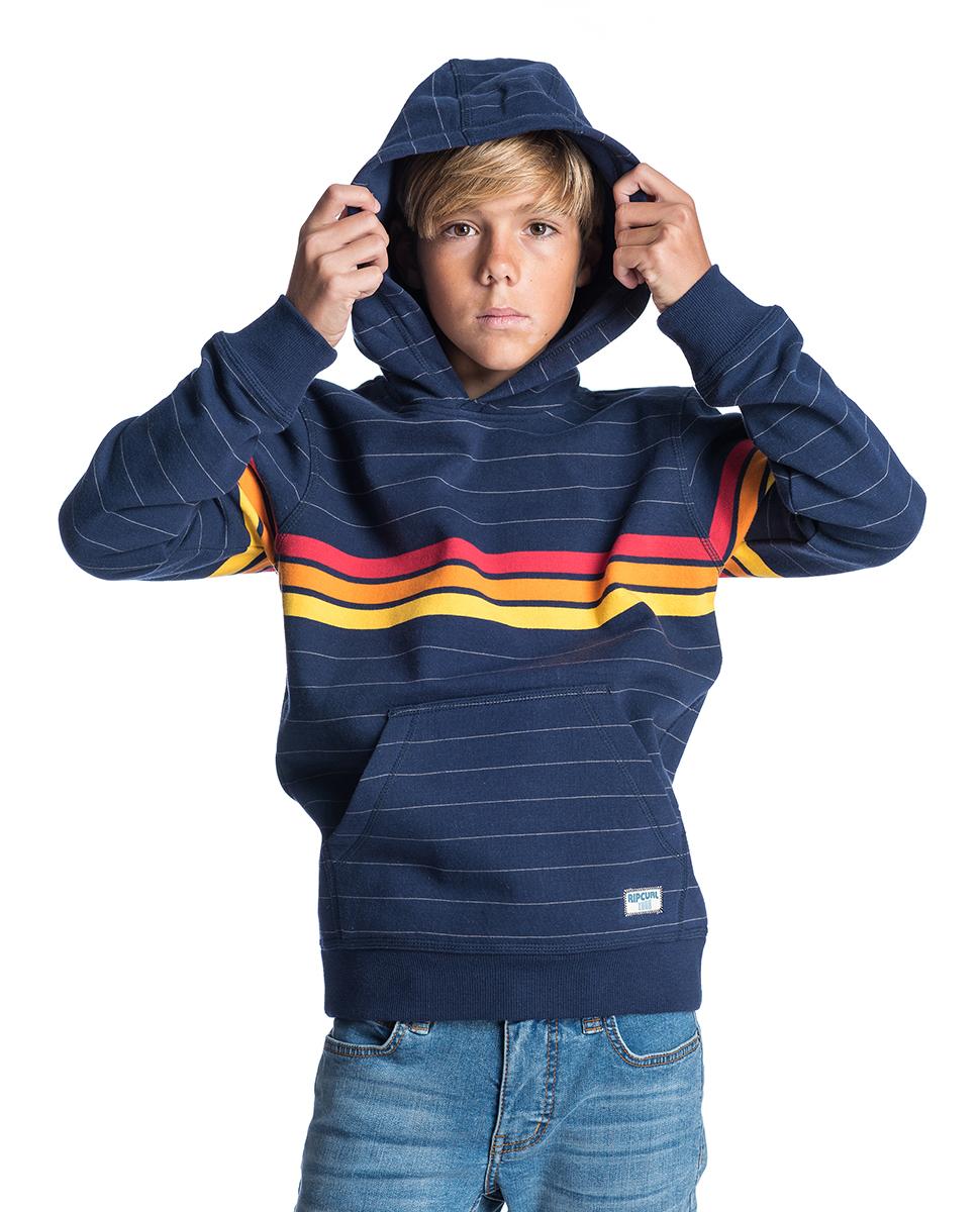 The Staple Boy Hooded Fleece