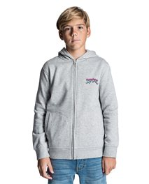 Spike Hooded Zip Fleece