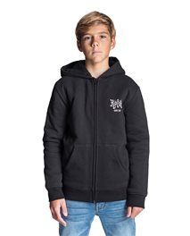 Sweat Search Icon Warm Hooded Zip